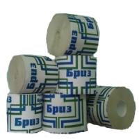 Туалетная бумага Бриз-М б/в