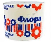 Туалетная бумага Флора б/в