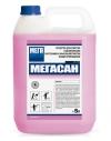 Мегасан 5л.  Концентрированное средство для очистки и дезинфекции сантехники и кафельной плитки.